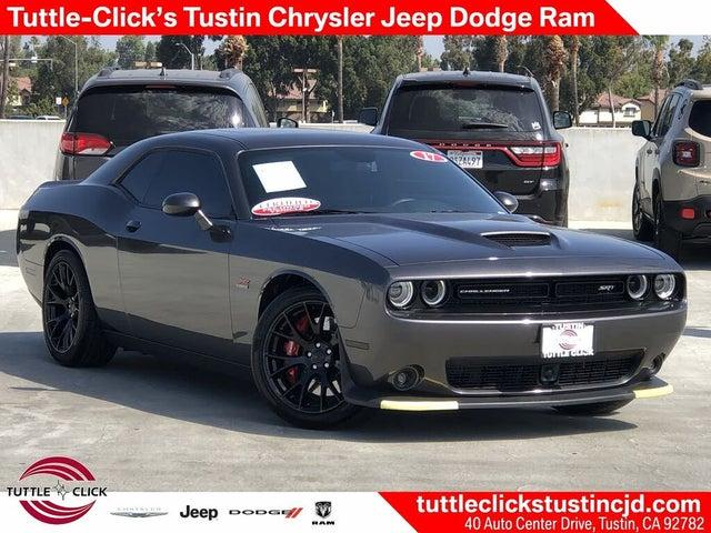 2017 Dodge Challenger SRT 392 RWD
