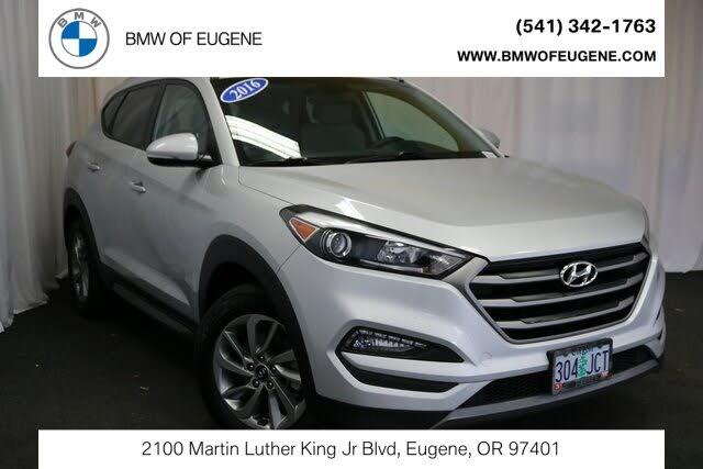 2016 Hyundai Tucson 1.6T Eco AWD