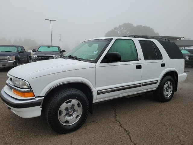 2001 Chevrolet Blazer LT 4-Door 4WD