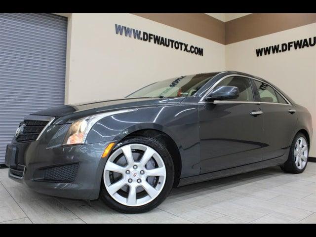 2014 Cadillac ATS 2.0T RWD