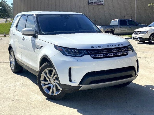 2017 Land Rover Discovery HSE AWD