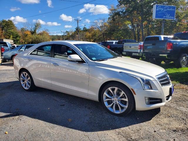 2014 Cadillac ATS 3.6L Performance AWD