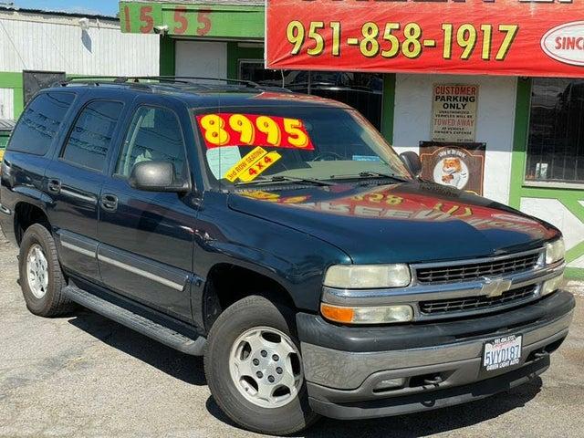 2005 Chevrolet Tahoe LS 4WD