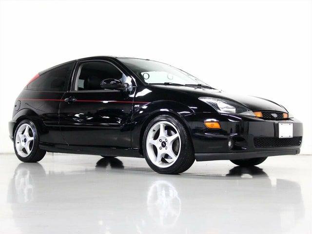 2002 Ford Focus SVT 2 Dr STD Hatchback