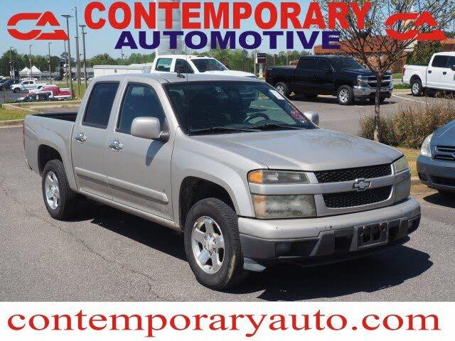 2009 Chevrolet Colorado 1LT Crew Cab RWD