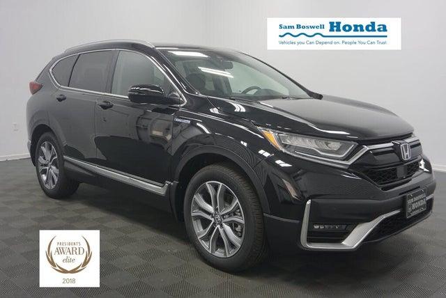 2022 Honda CR-V Hybrid Touring AWD
