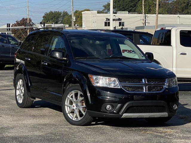 2012 Dodge Journey Crew AWD