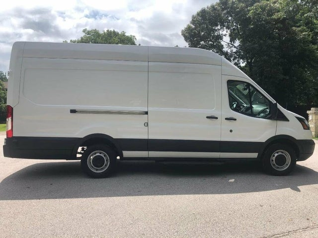 2019 Ford Transit Cargo 350 Extended High Roof LWB RWD with Sliding Passenger-Side Door