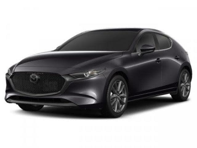 2021 Mazda MAZDA3 Select Hatchback AWD