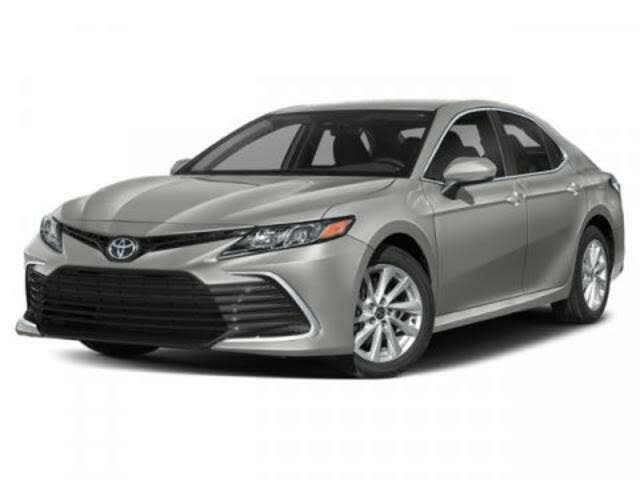 2022 Toyota Camry LE FWD