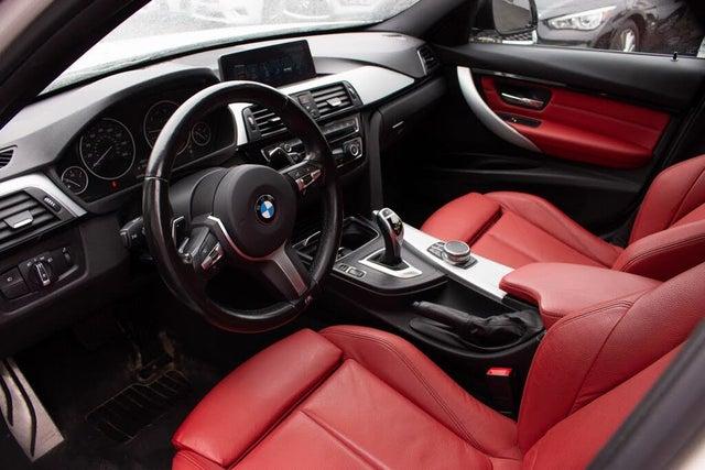 2017 BMW 3 Series 340i xDrive Sedan AWD