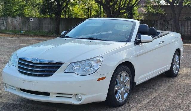 2010 Chrysler Sebring Limited Convertible FWD