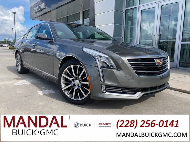 2017 Cadillac CT6 3.6L Premium Luxury AWD