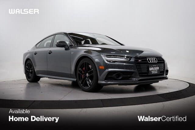2018 Audi S7 4.0T quattro Premium Plus AWD