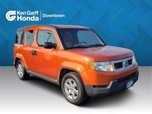 2009 Honda Element EX AWD