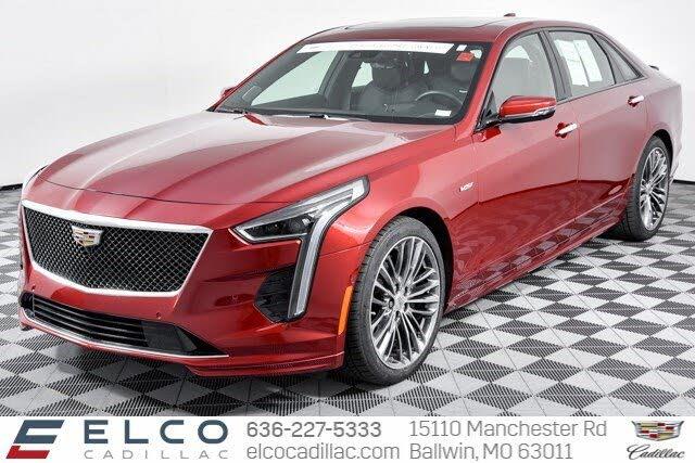 2020 Cadillac CT6-V AWD