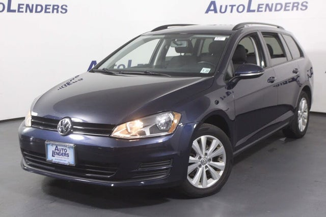 2017 Volkswagen Golf SportWagen 1.8T S 4Motion