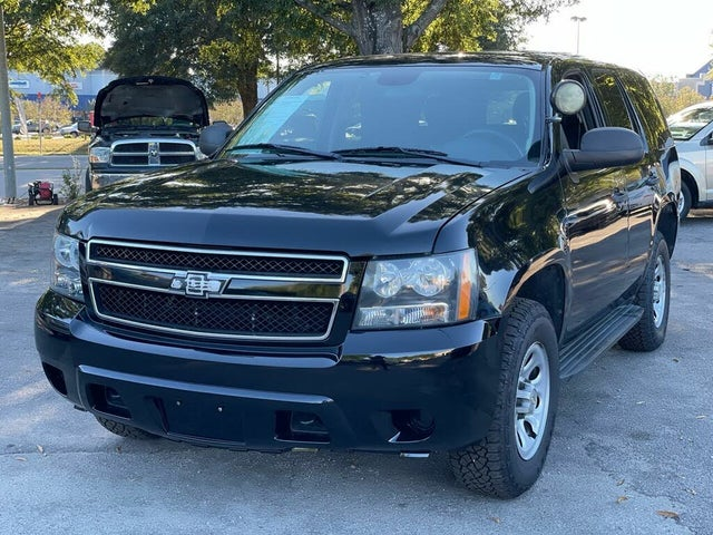 2011 Chevrolet Tahoe Special Service 4WD