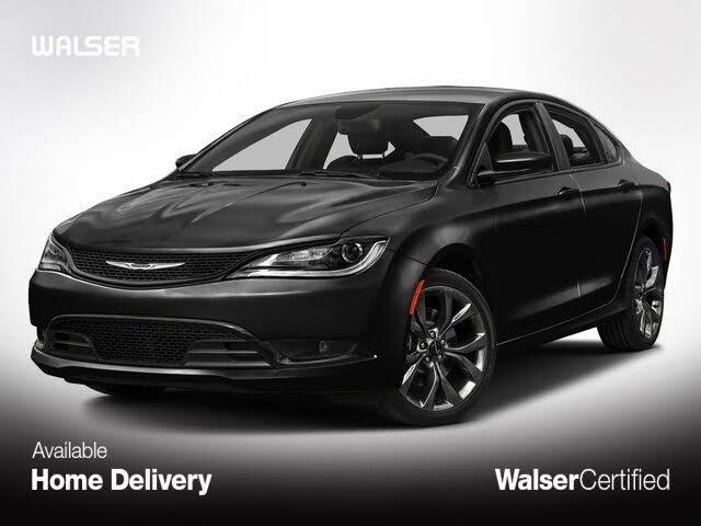 2016 Chrysler 200 S Sedan AWD