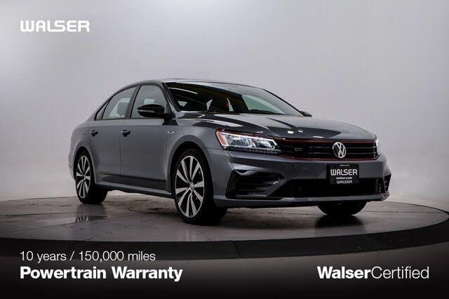 2018 Volkswagen Passat V6 GT FWD