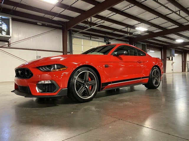 2021 Ford Mustang Mach 1 Coupe RWD