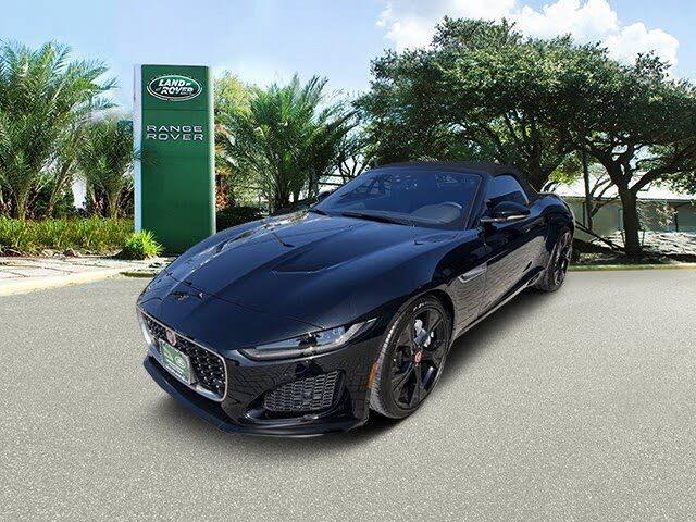 2021 Jaguar F-TYPE P300 Convertible RWD