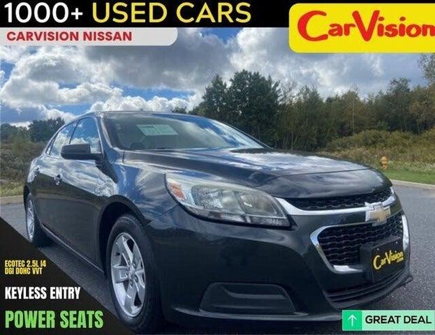 2014 Chevrolet Malibu LS Fleet FWD