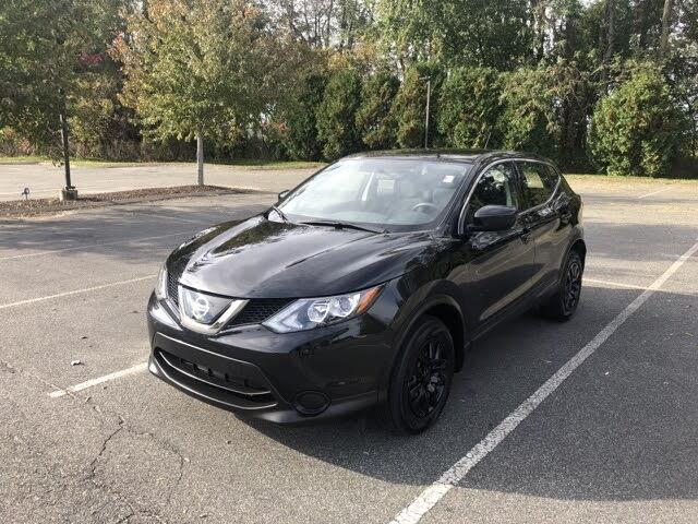 2018 Nissan Rogue Sport 2018.5 S AWD