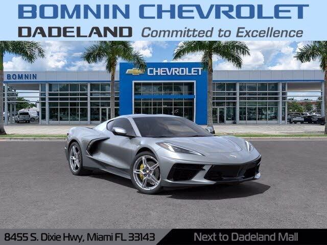 2022 Chevrolet Corvette Stingray 1LT Coupe RWD