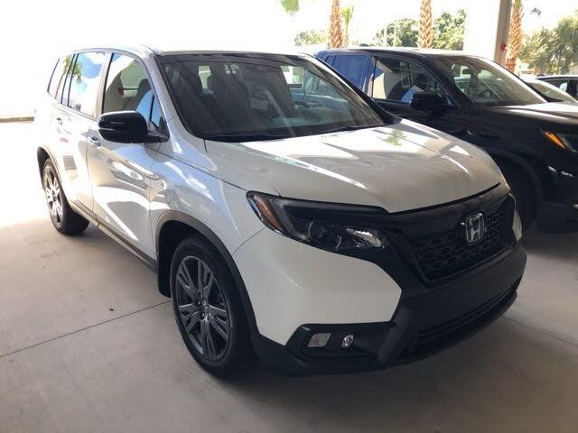 2021 Honda Passport EX-L FWD