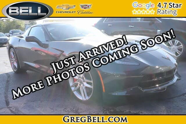 2018 Chevrolet Corvette Stingray Z51 2LT Coupe RWD