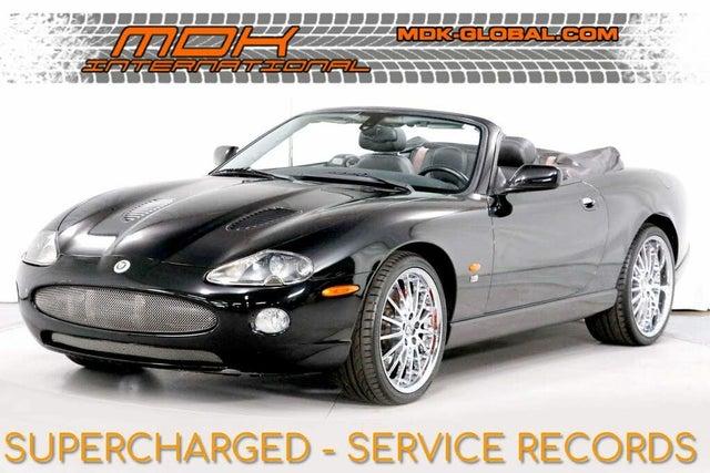 2006 Jaguar XK-Series XKR Convertible RWD
