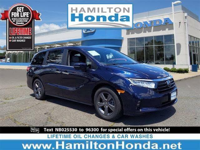 2022 Honda Odyssey EX FWD