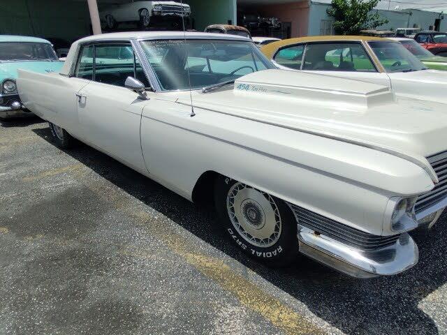 1964 Cadillac DeVille Convertible