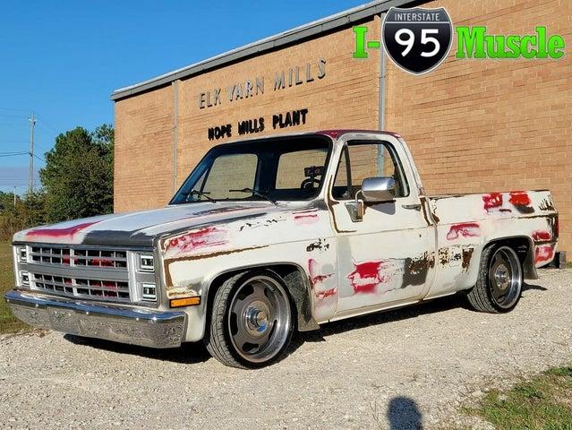 1986 Chevrolet C/K 10 Silverado RWD