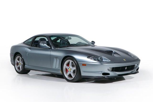 1999 Ferrari 550 Maranello Coupe RWD