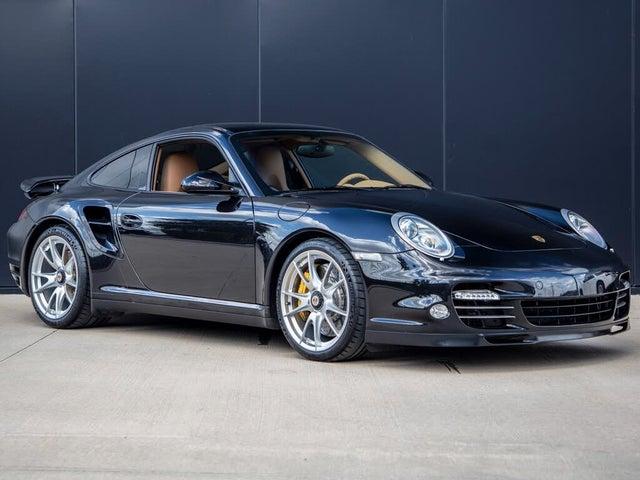 2012 Porsche 911 Turbo S Coupe AWD