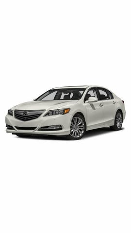 2016 Acura RLX FWD with Advance Package