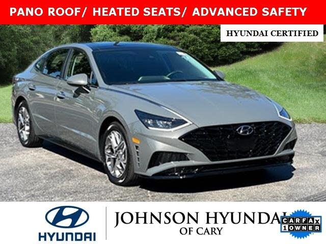 2021 Hyundai Sonata SEL FWD