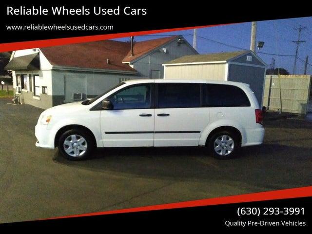 2011 Dodge Grand Caravan C/V Cargo FWD