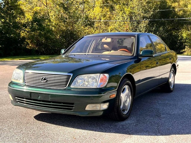 1999 Lexus LS 400 400 RWD