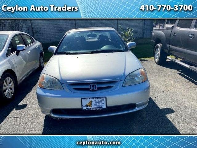 2003 Honda Civic Coupe EX
