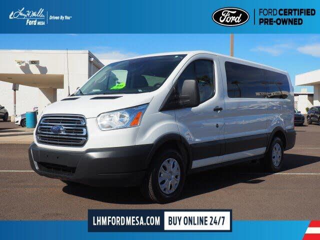 2018 Ford Transit Passenger 150 XLT Low Roof RWD with Sliding Passenger-Side Door