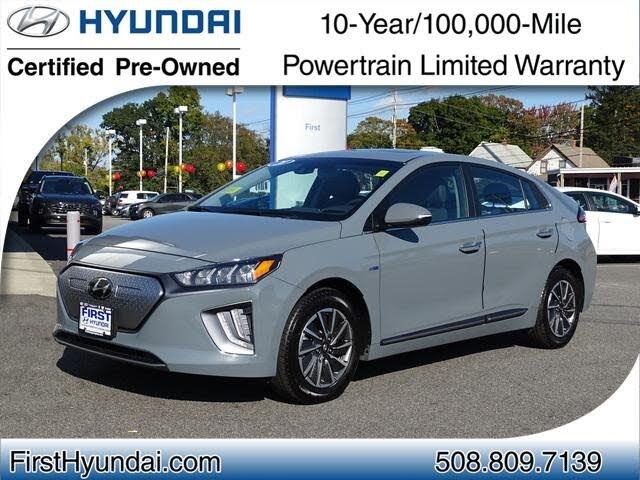 2020 Hyundai Ioniq Electric Limited FWD