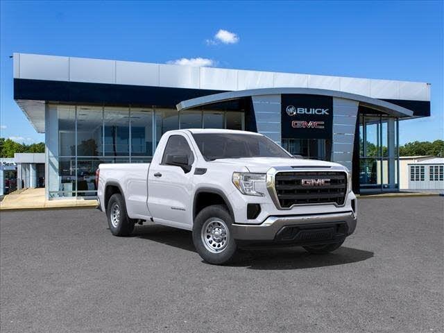 2021 GMC Sierra 1500 LB RWD