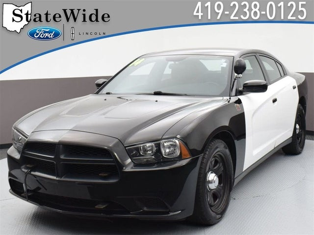 2014 Dodge Charger Police RWD