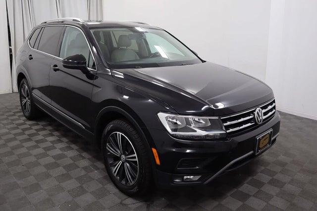 2018 Volkswagen Tiguan SEL 4Motion