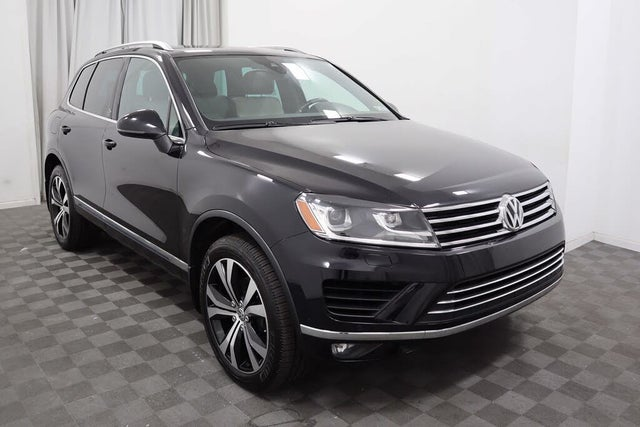 2017 Volkswagen Touareg AWD Wolfsburg Edition