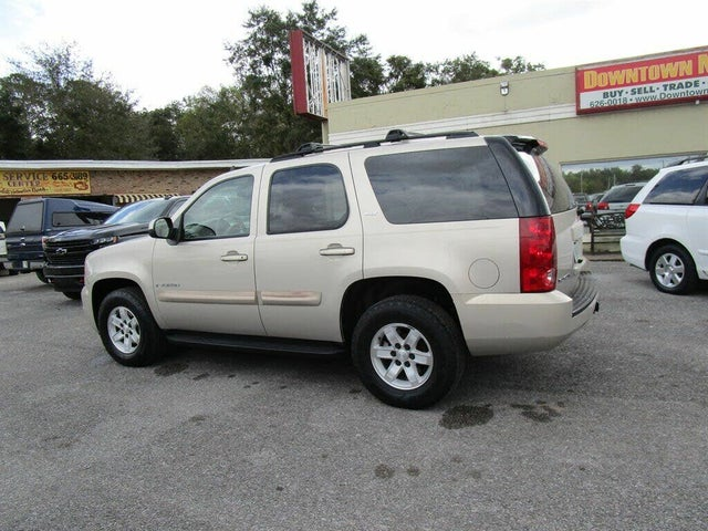 2007 GMC Yukon SLT1