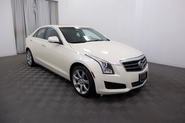 2014 Cadillac ATS 2.0T Luxury AWD